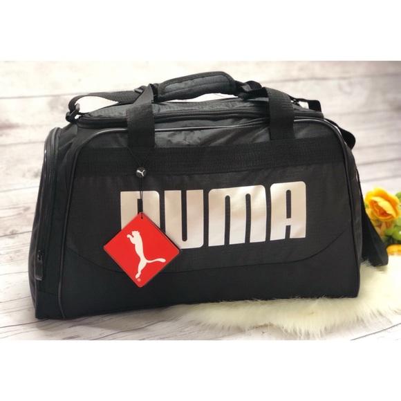 abfabfe2e0f Puma Bags   Transformation Duffel Sport Gym Bag Athletic   Poshmark